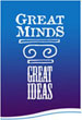 Great Minds - Great Ideas Lecture Series Logo